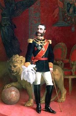 Noviembre de 1885 rey de españa entre 1875 y 1885